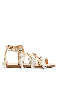 Ever After Sandal in White