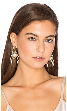 Earrings in Soft Neutral & Blush