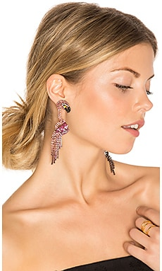 Georgy Earrings in Tropical