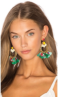 Felix Statement Earrings