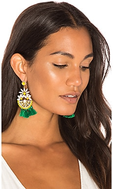 Dandy Statement Earrings