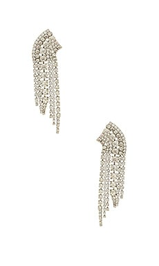 x REVOLVE Crystal Waterfall Earring Elizabeth Cole $131