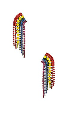 X REVOLVE Waterfall Earring Elizabeth Cole $123