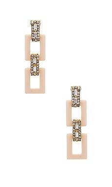 Tait Earrings Elizabeth Cole $158