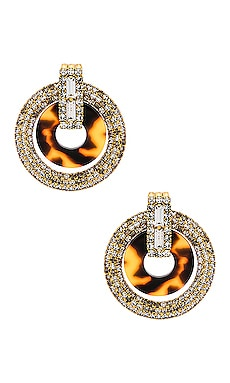 Linnea Earrings Elizabeth Cole $56