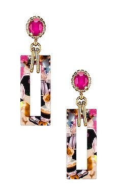 Gaylen Earring Elizabeth Cole $96 BEST SELLER