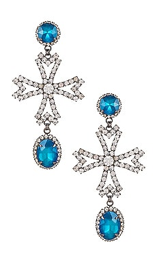 Cynthia Earrings Elizabeth Cole $51