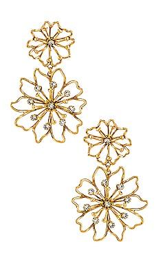 Annabelle Earrings Elizabeth Cole $168