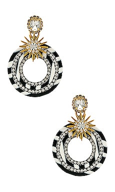 Carson Earrings Elizabeth Cole $158 BEST SELLER
