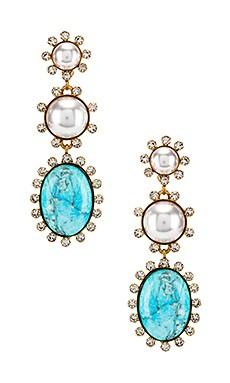 Priscilla Earrings Elizabeth Cole $193