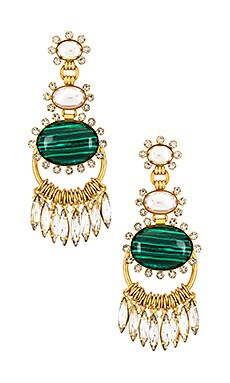 Bonnie Earrings Elizabeth Cole $268