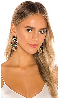 Joan Earrings Elizabeth Cole $373