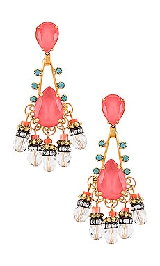 Eloise Earrings Elizabeth Cole $79