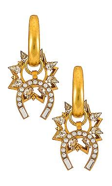 Rooney Earrings Elizabeth Cole $82