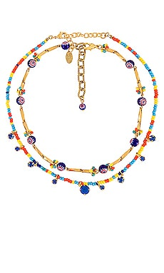Ivey & Alicia Necklace Set Elizabeth Cole $212 BEST SELLER