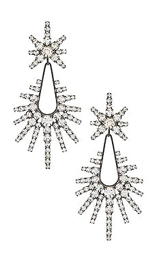 Remington Earrings Elizabeth Cole $153 NEW