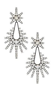 Remington Earrings Elizabeth Cole $153