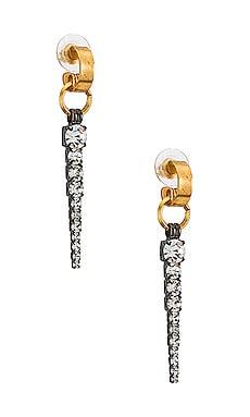 Gilda Earrings Elizabeth Cole $88 NEW