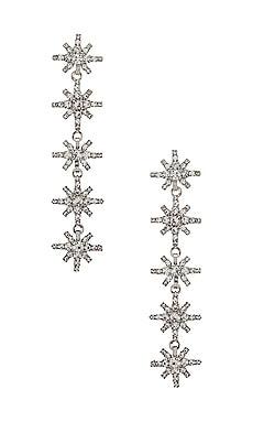 Frankie Earrings Elizabeth Cole $167
