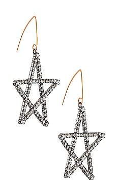 Starlight Earrings Elizabeth Cole $123 BEST SELLER