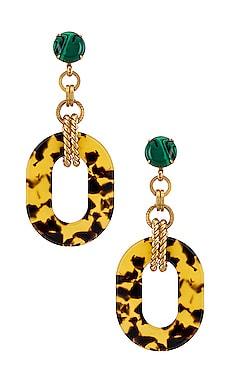 Bennett Earrings Elizabeth Cole $98