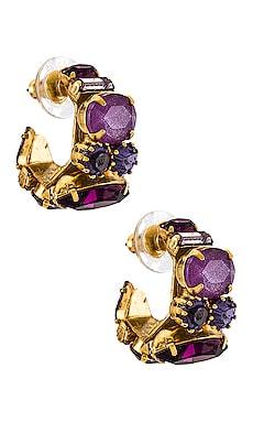 Parker Earrings Elizabeth Cole $138