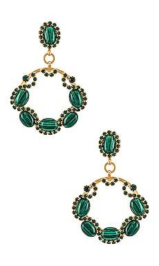 Sloan Earrings Elizabeth Cole $185