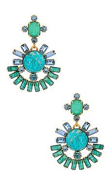 Franny Earrings Elizabeth Cole $193