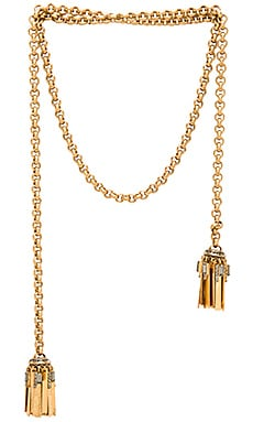 Elizabeth Cole Necklace in Golden Neutral
