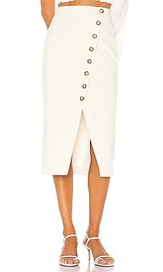 Karina Corduroy Skirt ELLEJAY $178