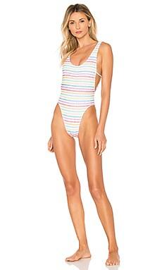 Купить Слитный купальник thais - ELLEJAY, Слитные купальники, США, Белый