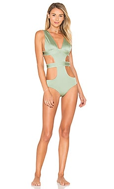Amores One Piece in Sea Foam