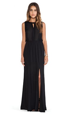 Stella Maxi Dress in Black