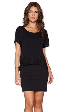 Ella Moss Jesse Dress in Black