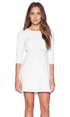 Ella Moss Joy Dress in White