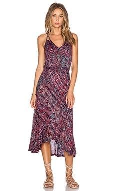 Ella Moss Catalina Maxi Dress in Indigo