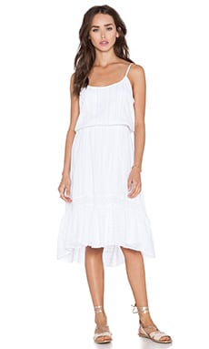 Ella Moss Blanca Maxi Dress in White