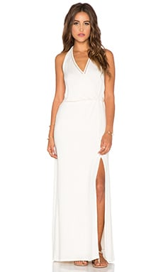 Ella Moss Zamira Maxi Dress in Cream