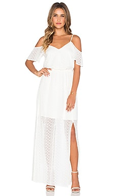 Ella Moss Pixie Maxi Dress in Natural