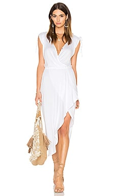Ella Moss Bella Dress in White