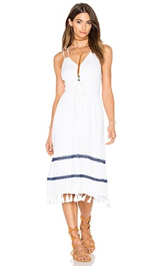 Tamani Dress in White