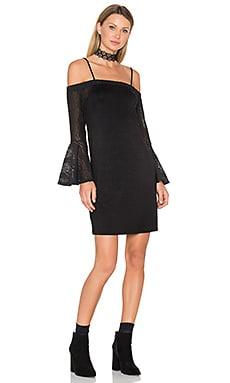 Annalia Dress in Black