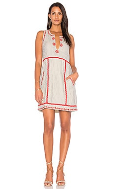 Marini Embroidered Dress