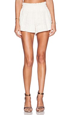 Ella Moss Jazmine Short in Natural