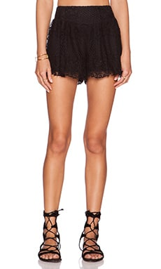 Ella Moss Carole Short in Black
