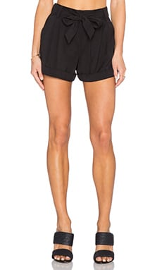 Ella Moss Candice Short in Black
