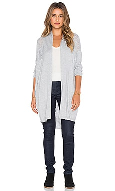 Ella Moss Collette Sweater in Grey