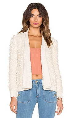 Ella Moss Bari Cardigan in Natural