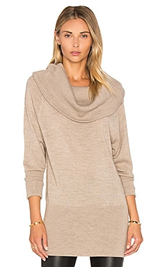 Jodi Sweater in Heather Wheat