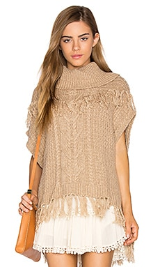 Lillyan Sweater in Camel